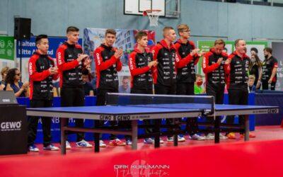 TTC OE Bad Homburg e.V. erstmals in der Bundesliga